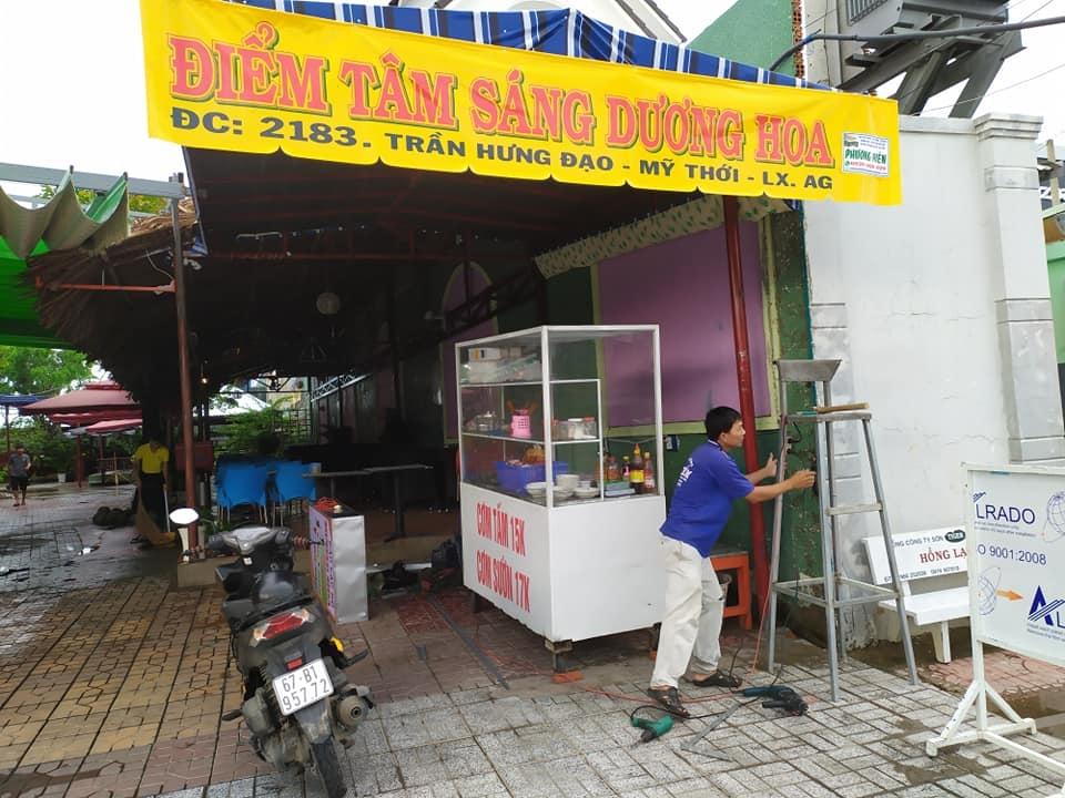 CAFE Dương Hoa