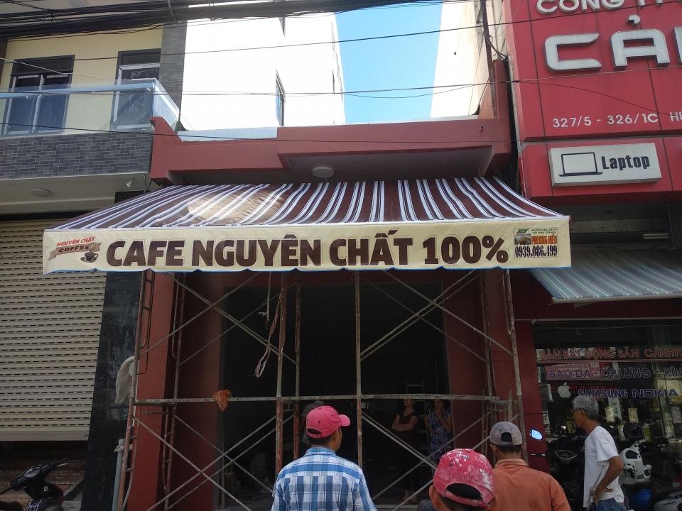 Mái Che CAFE Nguyên Chất......100%